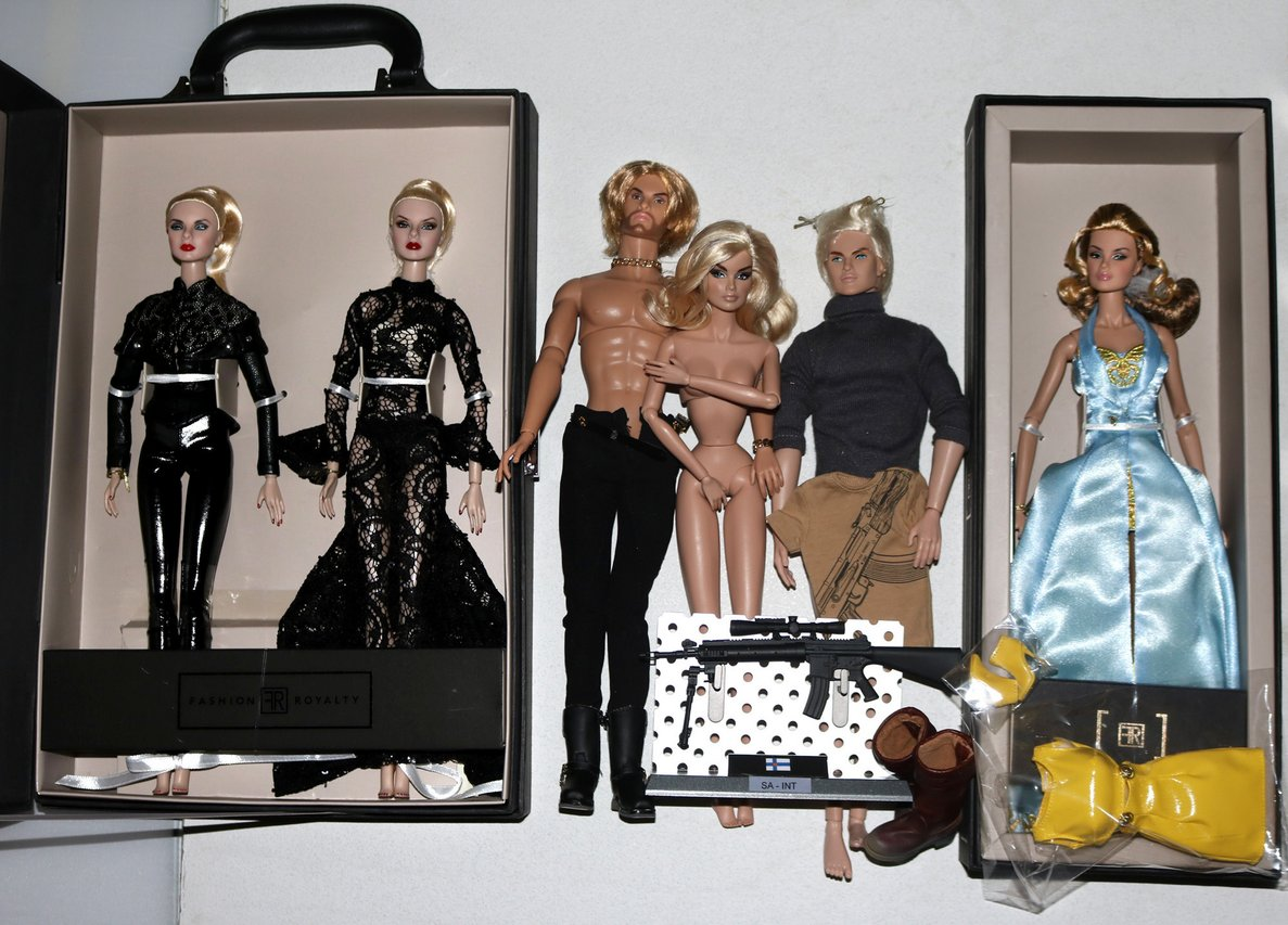 Fashion Royalty - Sivu 8 Perjantai13nuket
